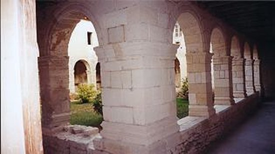 Citadelle de Blaye : Couvent des minimes