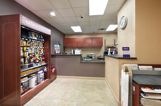 Hilton Orlando Lake Buena Vista - Disney Springs™ Area: FedEx Office Inside Hilton Orlando Lake Buena Vista