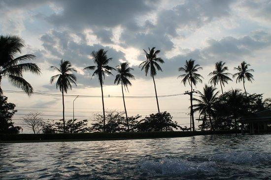 Sofitel Krabi Phokeethra Golf & Spa Resort: Sunset