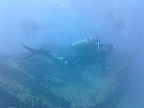 Sandals Ochi Beach Resort: Shipwreck 1
