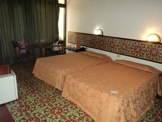 Habitación Hotel Moka Las Terrazas.