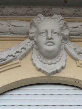 Hôtel Villa Eden : Kleine Details