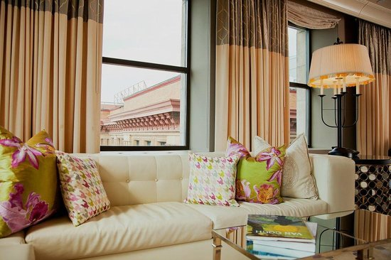 Kimpton Hotel Monaco Philadelphia: Majestic Suite