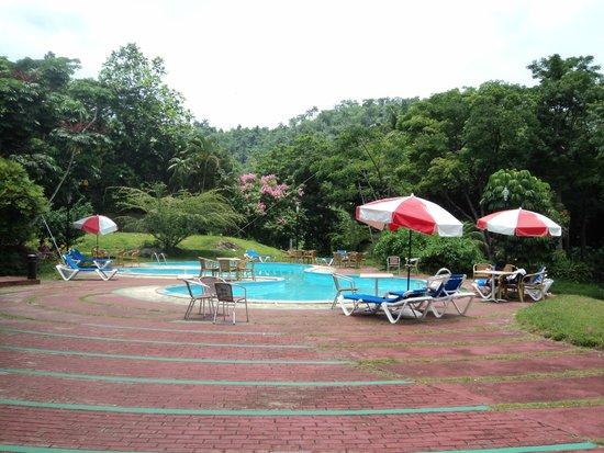 Piscina Hotel Moka Las Terrazas.