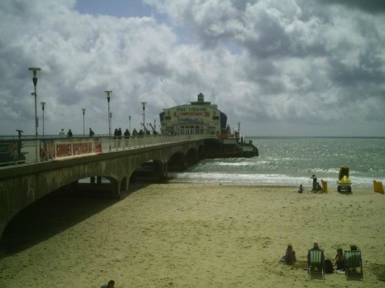 Bournemouth Pier: Pier Bournemouth