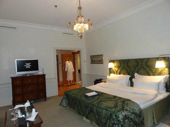 Grand Hotel: habitacion