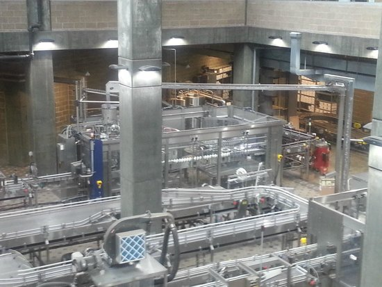 Boulevard Brewing Company: Production facility (doesn't operate on the weekends)