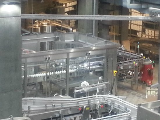 Boulevard Brewing Company : Production facility (doesn't operate on the weekends)