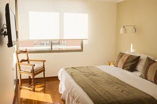 Time Suite: Suite 1 Dormitorio