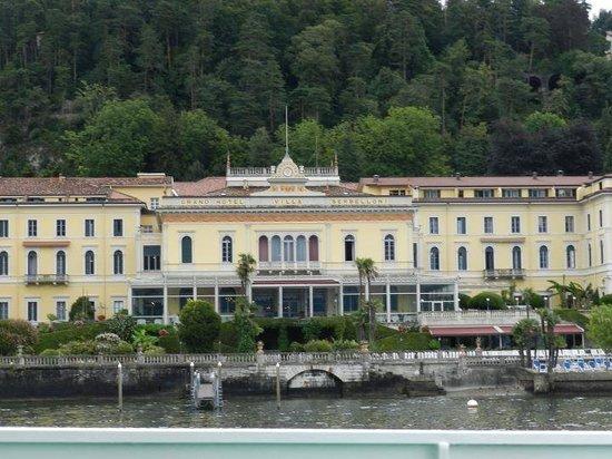 Grand Hotel Villa Serbelloni: Main entrance
