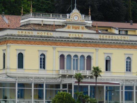 Grand Hotel Villa Serbelloni: Outside view