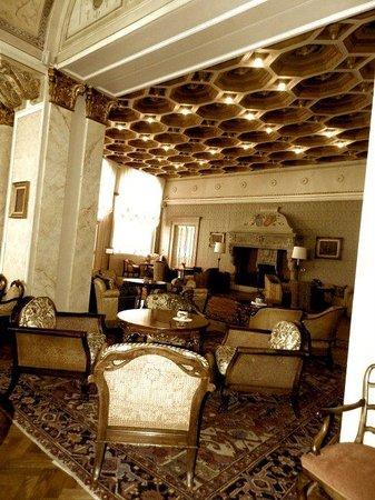 Grand Hotel Villa Serbelloni: Cafe-Bar area