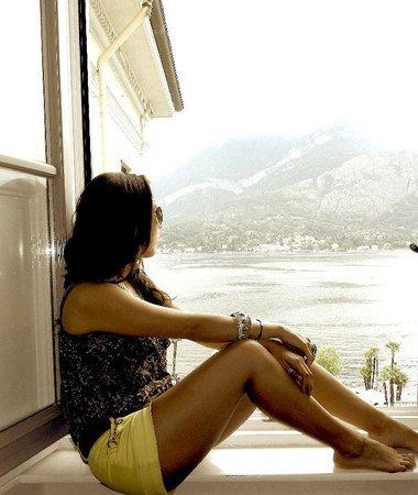 Grand Hotel Villa Serbelloni: Private view