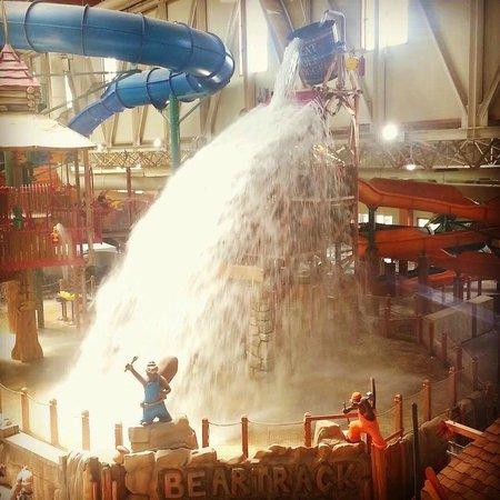Great Wolf Lodge Waterpark : Big Splash!