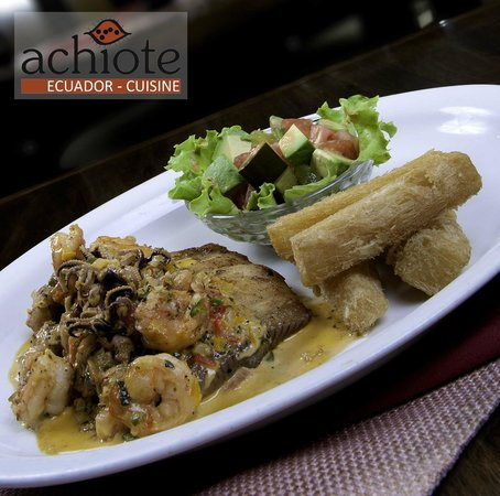 achiote ecuador cuisine quito restaurant reviews phone