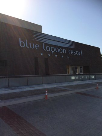 Blue Lagoon Resort: Hotel