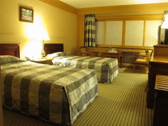 Hotel Commodore Busan: ツインの客室