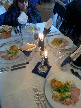 Hotel Laurino: Cena ladina