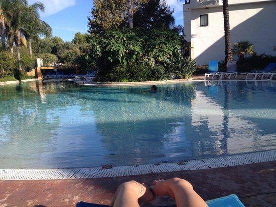 PortAventura Hotel PortAventura : Straight outside room