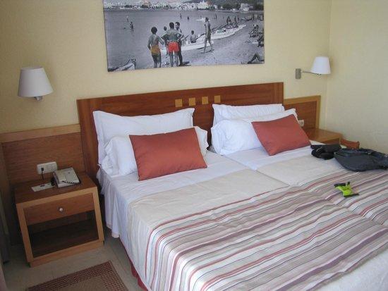 Bellamar Hotel : Room