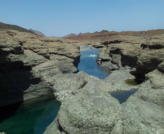 Hatta Rock Pools