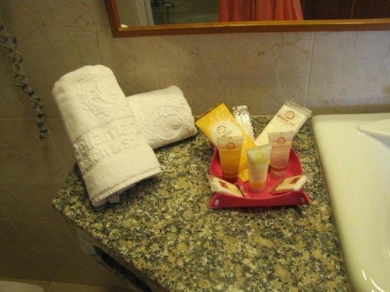 Bellamar Hotel: Bathroom
