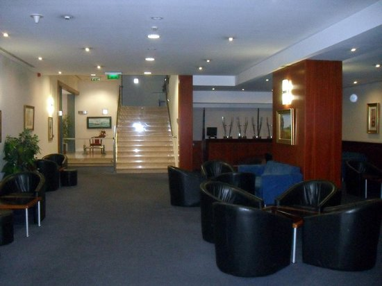 VIP Executive Zurique Hotel: Lobby hotel