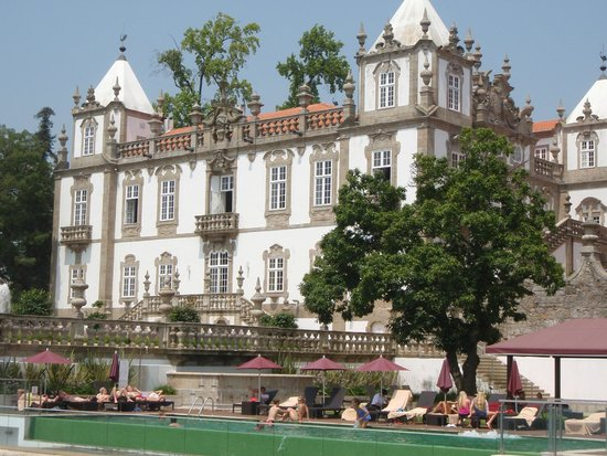 Pestana Palácio do Freixo: Pousada de charme
