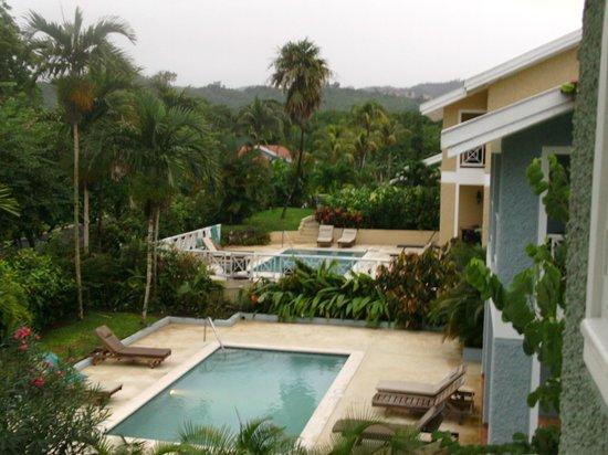 Sandals Ochi Beach Resort: Hillside Butler Suite Top Floor 2