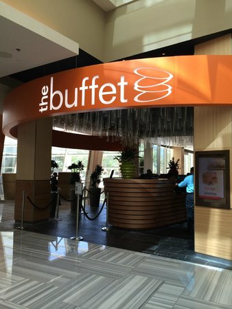 The Buffet at Aria : The Buffet