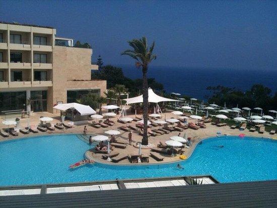 Grecian Park Hotel: Room view