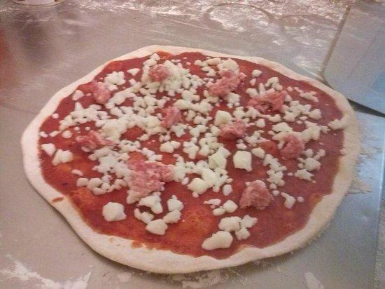 I' Trogolo: Non solo pizza..