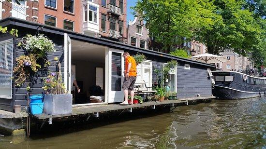 Museum Suites: Amsterdam canals