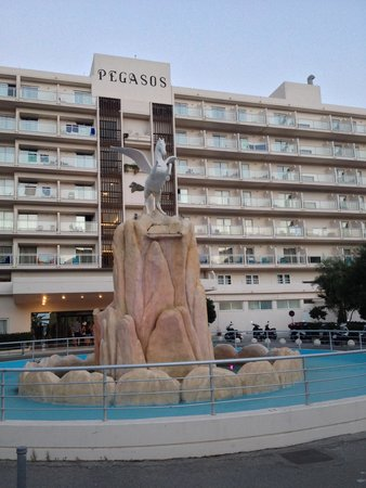 Pegasos Beach Hotel : Pegasos
