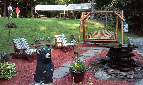 Hominy Ridge Lodge and Cabins: Bears!!