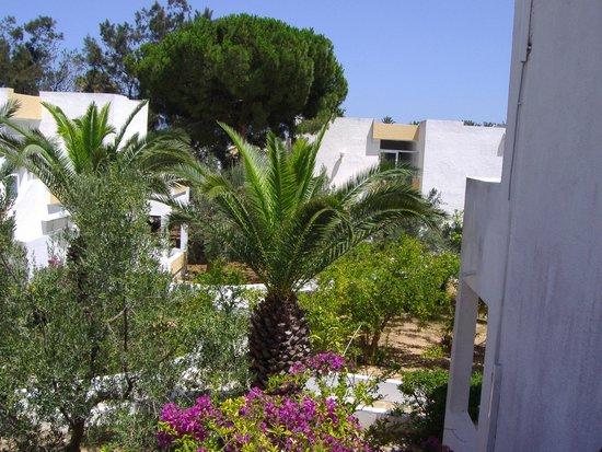 El Mouradi Club Selima: uitzicht kamer