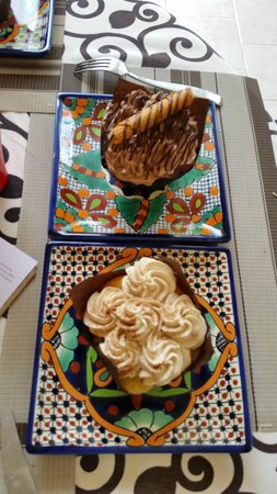 Cha Cha's Kitchen: Apple Pie and Nutella Cupcake