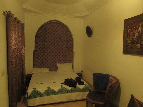 Riad Ivissa : Honeymoon suite