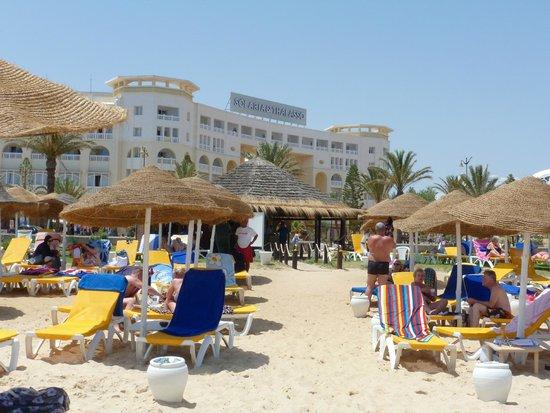 Medina Solaria & Thalasso: Beach
