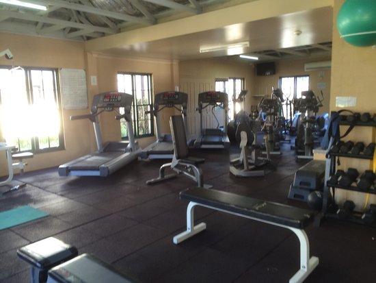 The Sebel Resort & Spa Hawkesbury Valley: Gym