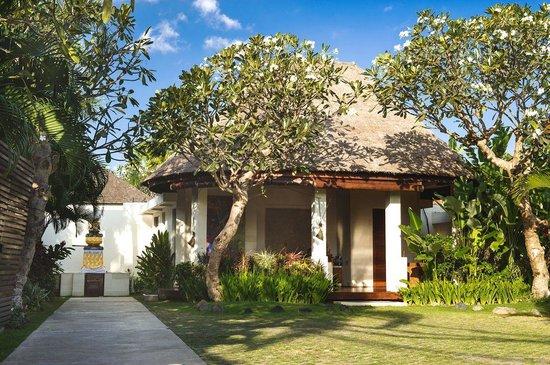 Chandra Luxury Villas Bali : Lobby