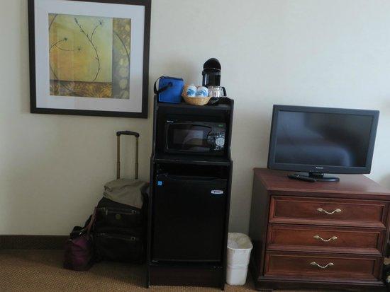 Comfort Inn Conference Center: Room