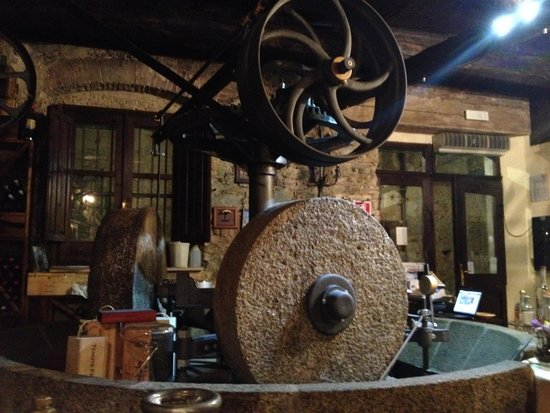 Il Frantoio: alte Oelmühle