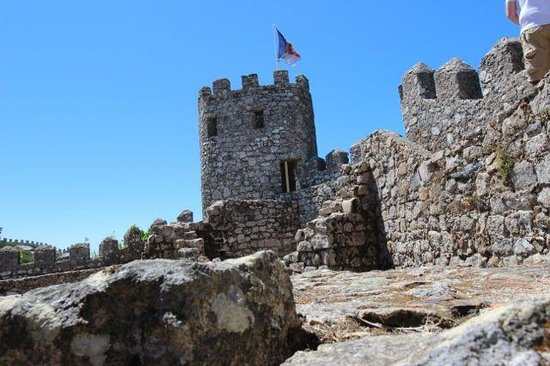 Castle of the Moors : Castle