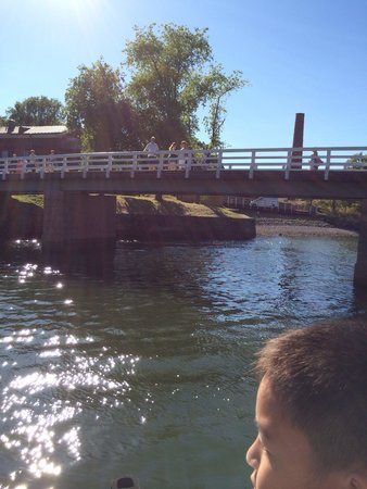 Forteresse de Suomenlinna : Ponte