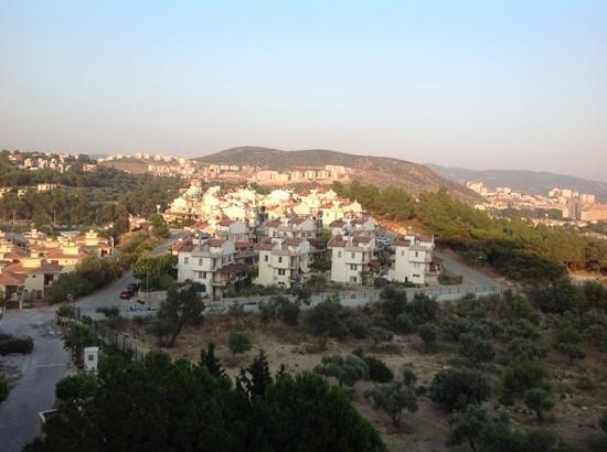 Sealight Resort Hotel: vue de la chambre