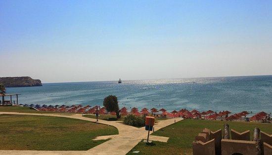 Kolymbia Beach Hotel : Restaurant View