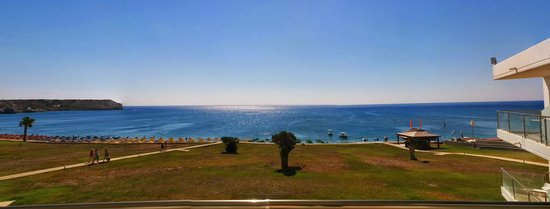 Kolymbia Beach Hotel : View From Our Room
