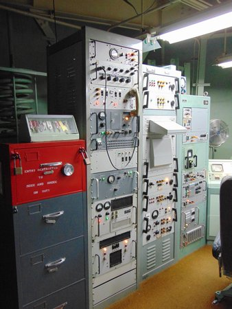 Titan Missile Museum: high tech!!