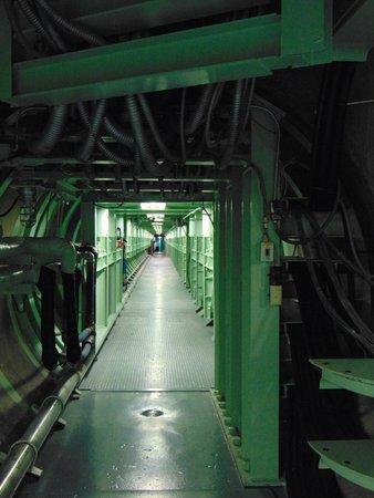 Titan Missile Museum : internal corridor